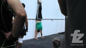 King of handstands